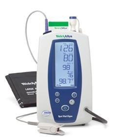 Welch Allyn Spot Vital Signs Hospital Direct Medical Inc