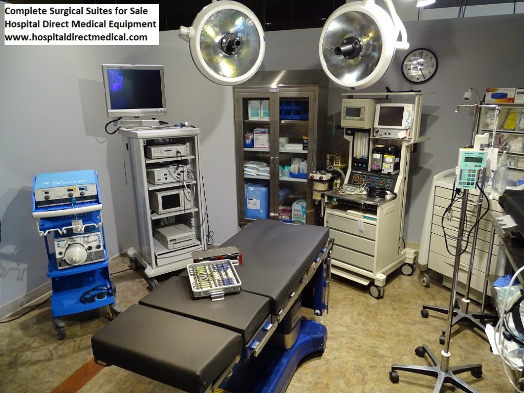 2019 Medical Equipment Deals and Inventory List - Hospital